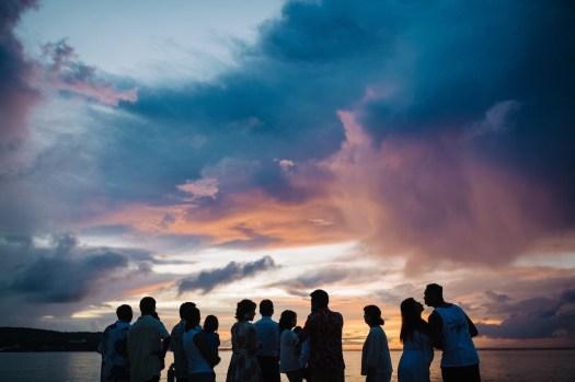 私達は素敵なグアムでの結婚式を追い続けます!